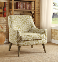 Coaster Furniture - 902478 - ACCENT CHAIR (GREEN)