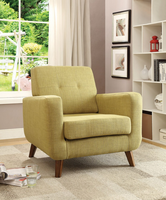 Coaster Furniture - 902482 - ACCENT CHAIR (GREEN)