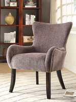 Coaster Furniture - 902504 - ACCENT CHAIR (GREY)