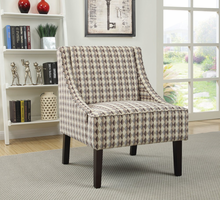 Coaster Furniture - 902605 - ACCENT CHAIR (LIGHT BROWN)