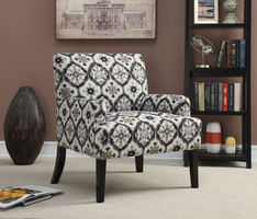 Coaster Furniture - 902621 - ACCENT CHAIR (GREY)
