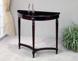 Coaster Furniture 950064 - Entry Table (Rich Brown)