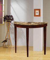 Coaster Furniture 950070 - Entry Table (Cherry)