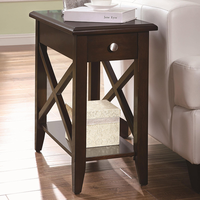 Coaster Furniture - CHAIRSIDE TABLE