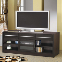 Coaster Furniture - Connect It TV Console (Cappuccino) 700650