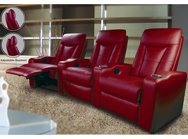 Coaster Furniture - THEATER SEATING