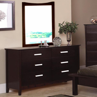Coaster Furniture 5633 - Dresser (Cappuccino)