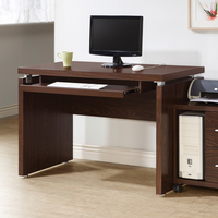 Coaster Furniture 800831 - Computer Desk (Brown)