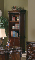 Coaster Furniture 800803 - Bookcase (Rich Brown)