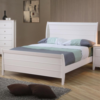 Coaster Furniture 400231T - Selena Twin Bed (White)