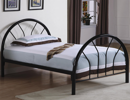 Coaster Furniture 2389B - Twin Bed (Black)