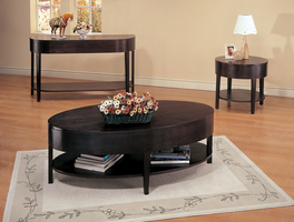Coaster Furniture 3940 - End Table (Cappuccino)