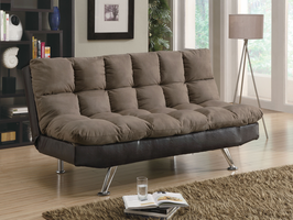 Coaster Furniture 300306 - Sofa Bed (Brown)