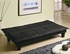Coaster Sofa Bed Black