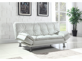 Coaster Sofa Bed White