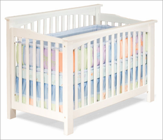 Columbia Convertible Crib
