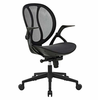 Conduct All Mesh Office Chair, Black [FREE SHIPPING]
