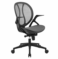 Conduct All Mesh Office Chair, Gray [FREE SHIPPING]