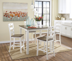 Ashley Furniture Counter Table