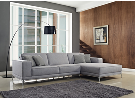 Creative Furniture Agata Sectional Sofa Fabric