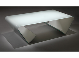 Creative Furniture Omega Coffee Table-White