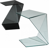 Creative Furniture Origami End Table-Black