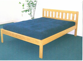 Danforth Platform Bed