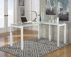 Ashley Furniture Express Desk and Desk Chair