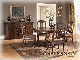 Ashley Furniture Express Dining Room Chairs
