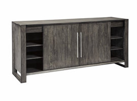 Ashley Furniture Dining Room Server, Gray