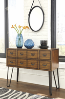 Ashley Express Furniture Dining Room Server, Two-tone Brown