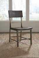 Ashley Express Furniture Dining Room Side Chair (2/CN), Grayish Brown