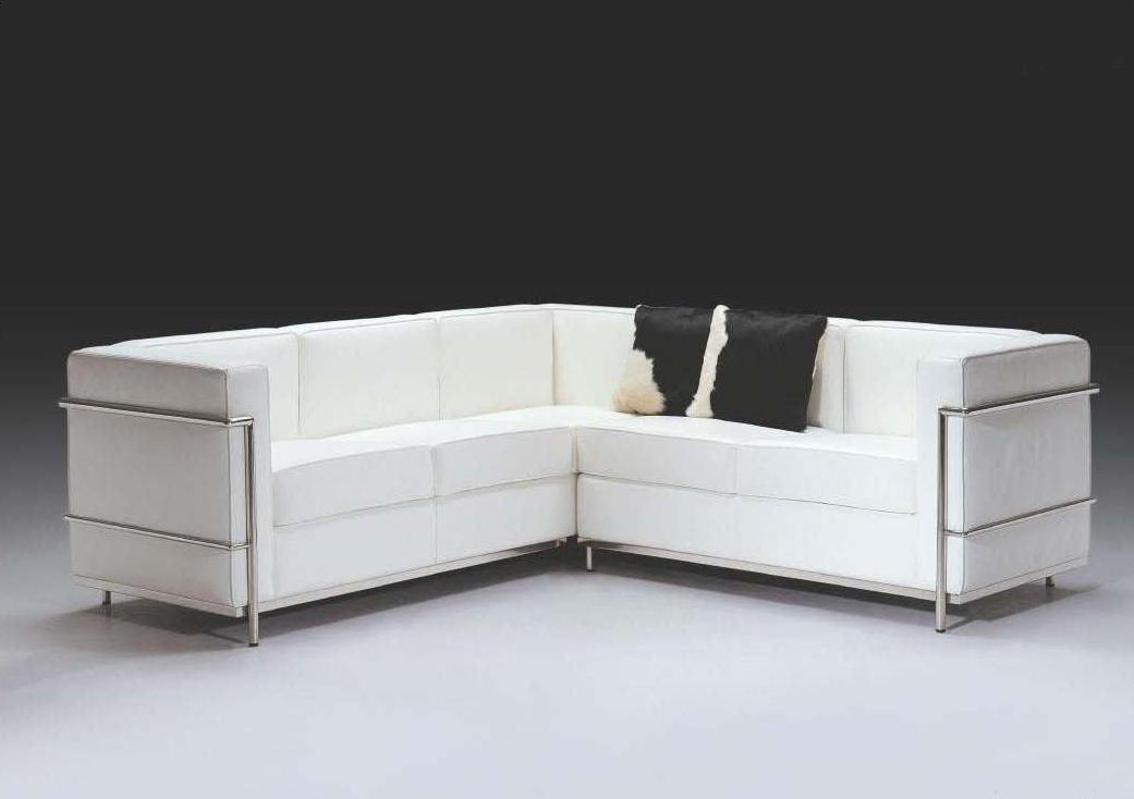 divani casa f02l ultra modern sectional sofa