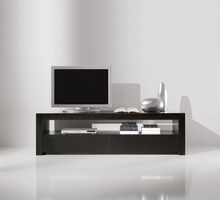 Doimo Vision 3 Wenge Finish Wall Unit with Base 71""
