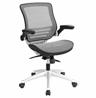 Edge All Mesh Office Chair, Gray [FREE SHIPPING]