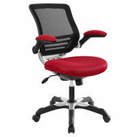 Edge Mesh Office Chair, Red [FREE SHIPPING]