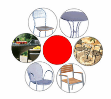 EMU Furniture Outdoor Patio Furniture
