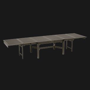 Emu mito extension dining table 158 for Zfurniture alexandria