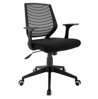 Entrada Office Chair, Black [FREE SHIPPING]