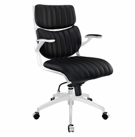 Escape Mid Back Office Chair, Black [FREE SHIPPING]