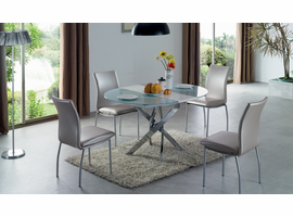 ESF 2303 Table and 8040 Chairs Set