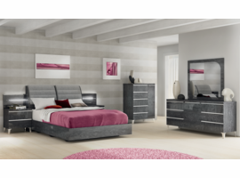 ESF Elite Bedroom, Made in Italy Collection