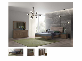 ESF Storm Bedroom by Camelgroup, Italy Collection