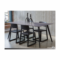 Etra Stackable Dining Chair - Set of 4
