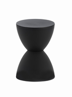 Euro Style Sallie Stool in Black