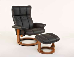 European Classic Recliners Collection by Dutailier