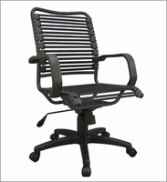 Eurostyle Bungie Flat High Back Office Chair