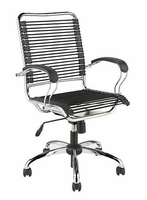 Eurostyle Bungie High Back J-Arm Office Chair