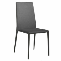 Eurostyle Chessa Gray Side Chair (Set of 4)