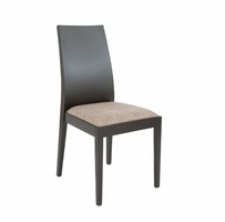 Eurostyle Deanna Wenge Side Chair (Set of 2)